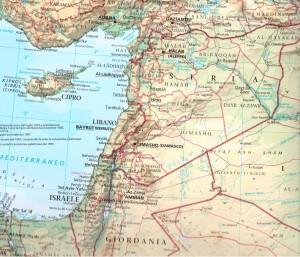 La repressione in Siria