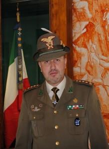 Avvicendamento al Comando del 9° Reggimento alpini