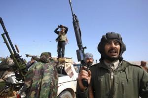 LIBIA – UN ANNO DOPO L'INIZIO DELLA RIBELLIONE A GHEDDAFI