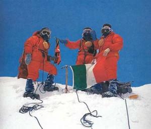 5 MAGGIO 1973: 39 ANNI FA LE FF.AA. ITALIANE CONQUISTAVANO L'EVEREST