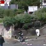 BRINDISI: VILE ATTO DI TERRORISMO