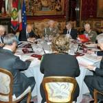 28 NOVEMBRE 2012. RIUNIONE DEL CONSIGLIO SUPREMO DELLA DIFESA