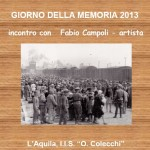 Istituto Abruzzese per la Storia della Resistenza e dell'Italia Contemporanea 2013