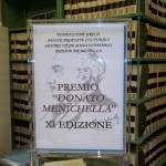 PREMIO DONATO MENICHELLA 2013 PER LE ATTIVITA' CULTURALI