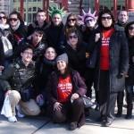 Studenti e docenti a Ellis Island 2
