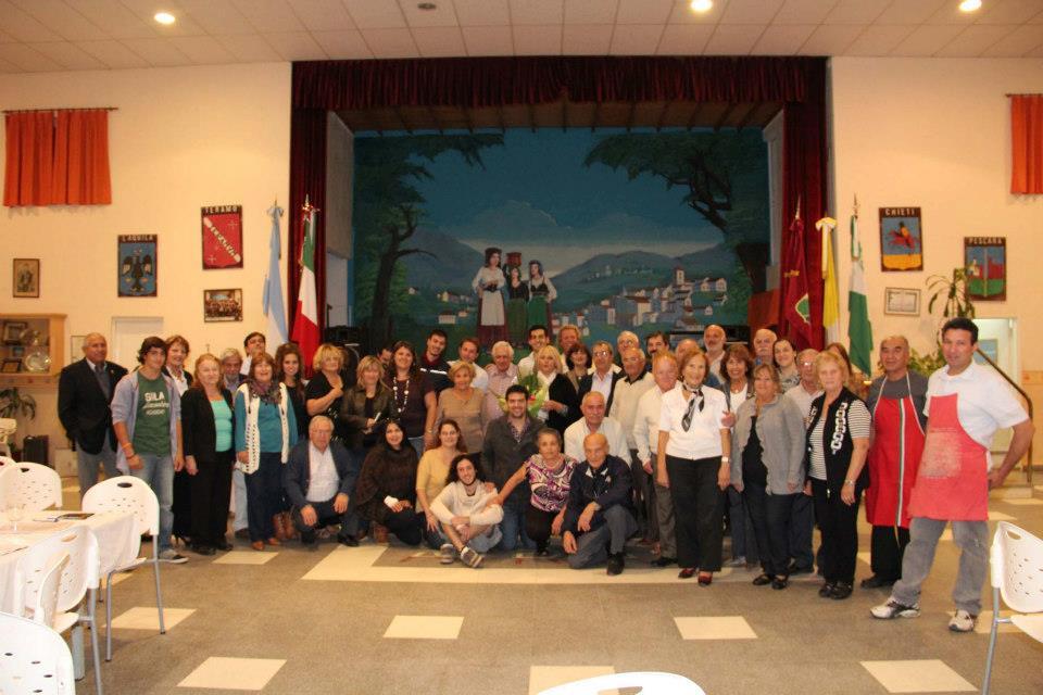 IN ARGENTINA RINNOVATA LA COMMISSIONE DIRETTIVA DELLA FEDAMO (Federazione delle Istituzioni Abruzzesi)