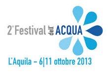 A l aquila dal 6 al 11 ottobre 2013 il 2 festival dell for Volantino acqua e sapone l aquila
