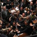 ROMA, GOVERNO: VOTO DI FIDUCIA ALLA CAMERA