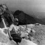 Henry Moore alle cave, ® Museo e Archivio Fondazione Henraux