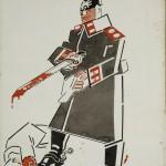 02_-Mario Sironi-I nuovi volumi della Kultur tedesca-1915-cm63x46