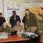 2. Esercitazione Forze di Sicurezza afgane per le elezioni
