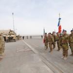 4. Cerimonia di avvicendamento brigate Aosta e Sassari in Afghanistan