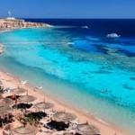 Le spiagge di Sharm El Sheikh