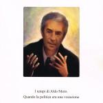 I tempi di Aldo Moro- copertino libro Moro