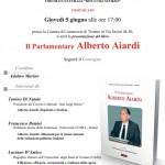Il parlamentare Giuseppe Aiardi May. 28 15.07