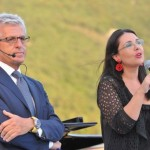 Catia Monacelli e Giuliano Giubilei