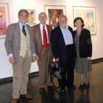 Con Corrado e Diana Iovenitti