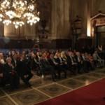 Esibizione presso il Senato dell'Argentina