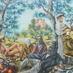 V.Guerrazzi- la-festa-calabrese-cm-150x90-1985