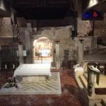 Nazareth, la cappella dell'Annunciazione
