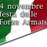 4 nov Festa delle FFAA