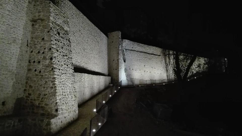 Il restauro delle Mura urbiche aquilane  al XXIX Congresso nazionale INU a Cagliari.