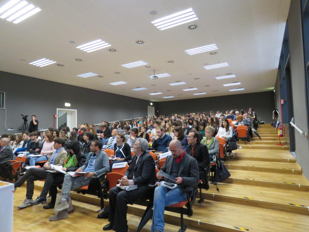 """Giovani, partecipazione e territorio le tematiche trattate al  5° Convegno Regionale ANS """"L'Aquila città Mutata""""."""