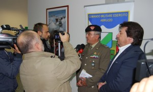 FOTO N. 3 Conferenza stampa S. Giovanni da Capestrano (AQ)