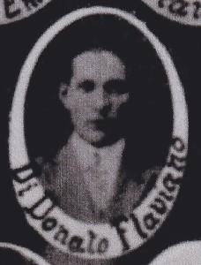 1^ Guerra Mondiale. Flaviano Di Donato, nato a Giulianova(TE), combattente nell'esercito degli Stati Uniti d'America  di Walter De Berardinis.