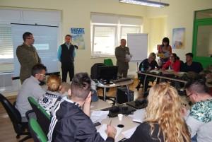 """ESERCITO ITALIANO – Il Comando Militare Esercito ABRUZZO organizza il corso di formazione per  """"addetto alla logistica e alla gestione di magazzino""""."""
