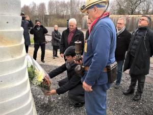 IN BELGIO, A MONS E MARCINELLE, PER CHIUDERE L'ANNO COMMEMORATIVO  Un convegno a Hornu e la visita a Bois du Cazier per ricordare le vittime a 60 anni dal disastro.