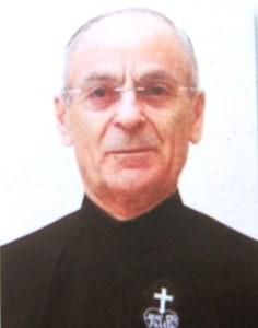 E' morto padre Pierino Di Eugenio, direttore de L'Eco di San Gabriele.