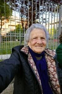 """""""Sorridere per vivere bene""""  Nonna Irene, 97 anni di ricordi, pioniera del turismo e quel Lido nel 1950 a Montesilvano."""