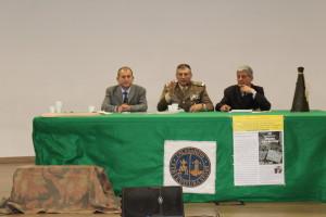 Giornalisti, Generali e Storici, insieme, per onorare la storia dei martiri di Cefalonia.
