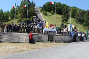 """L'AQUILA. COMANDO MILITARE ESERCITO """"ABRUZZO"""". 57° Anniversario """"Giornata del Ricordo per i Caduti Senza Croce"""""""