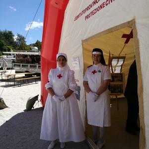 L'AQUILA 18 giugno 2017 Giornata della Croce Rossa.
