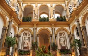 """Gli artisti dell'Accademia della Hatikva a Palermo.  La mostra""""Diaspora, identità e dialogo""""a Palazzo Sant'Elia, per la Giornata Europea della Cultura Ebraica."""