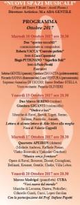 Ascoli Piceno, attesa per la 38^ edizione del Festival Nuovi Spazi Musicali.