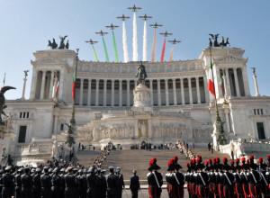 4 NOVEMBRE. Giornata dell'Unità Nazionale e delle Forze Armate.