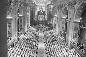 55 ANNI FA: IL CONCILIO VATICANO II. Per innovare la Chiesa e il suo ruolo nella società.