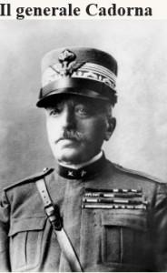 Il Generale Cadorna