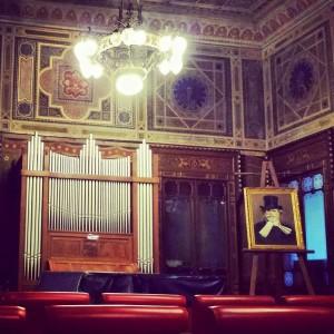 Salone Casa Verdi