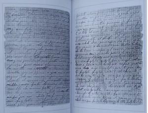 NATALE DI SANGUE 1943  La fucilazione del pastore abruzzese Michele Del Greco. Lettera ai familiari prima della fucilazione.