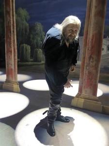 Opera, Devid Cecconi è Rigoletto: il canto è felicità, una dedizione, la vita. L'intervista al baritono fiorentino