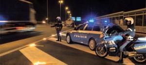 Polizia stradale: i dati del 2017