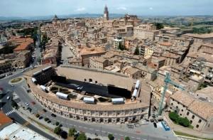 Macerata nella top ten delle città candidate  a Capitale Italiana della Cultura 2020.