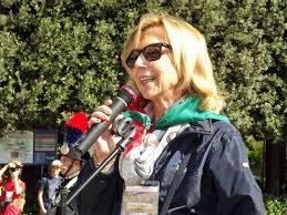 """PREMIO GIORNALISTICO """"GUIDO POLIDORO"""" XVI EDIZIONE  Il premio alla Carriera alla giornalista Maria Rosaria La Morgia."""
