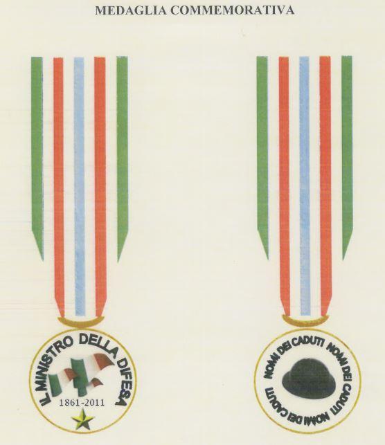Prima guerra mondiale: Medaglia commemorativa ai Comuni.
