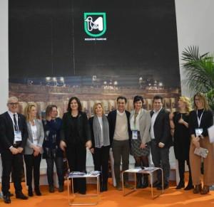 Macerata e la Marca Maceratese protagonisti nel Forum Marche della Borsa Internazionali del Turismo a Milano.