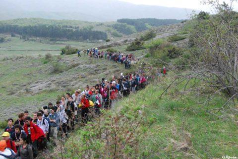 IL SENTIERO DELLA LIBERTÀ  Freedom Trail/Freiheitsweg/Chemin de la Liberté. 18^ edizione della manifestazione, che si terrà in Abruzzo il 27-28-29 aprile 2018.